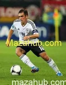 Philipp Lahm Top 10 footballers of world