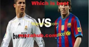 Lionel Messi vs Cristiano Ronaldo Which is best