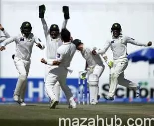Pakistan vs Australia 1st test