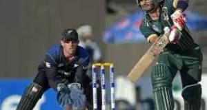 Pakistan vs New Zealand 4th ODI