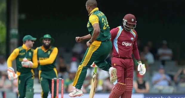 South Africa vs West Indies 4th ODI