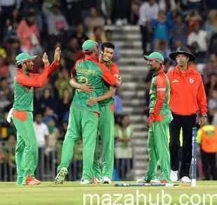 Bangladesh vs Ireland 13th Warm up World Cup 2015