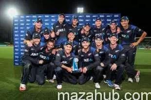 New Zealand vs Zimbabwe 2nd warm up World Cup 2015