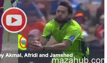 Drop catches World Cup 2015