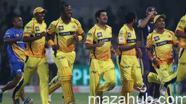 CSK vs MI 12th match IPL 2015