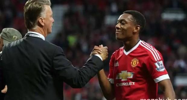 Manchester united 15th September 2015