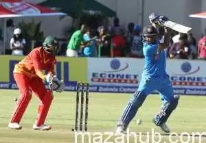India vs Zimbabwe Cricket Prediction 2016