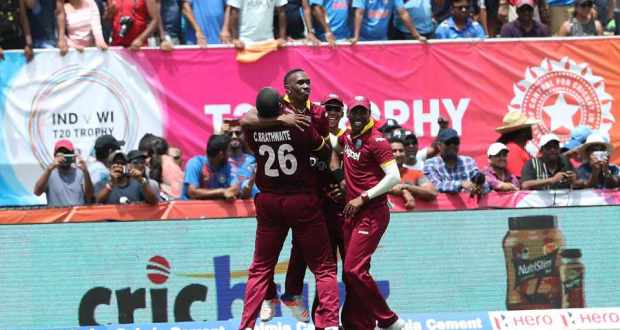 India vs West Indies 2nd T20 Highlights