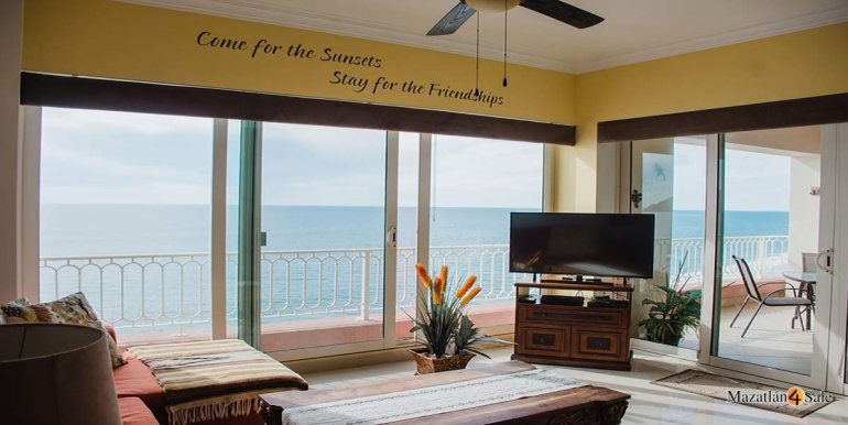 Mazatlan-2 bedrooms in Paraiso-I-Condo-For-Sale-10