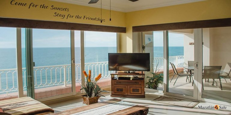 Mazatlan-2 bedrooms in Paraiso-I-Condo-For-Sale-15