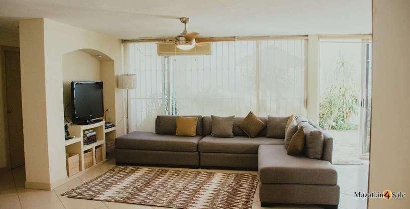 Mazatlan Golden Zone Home For Sale