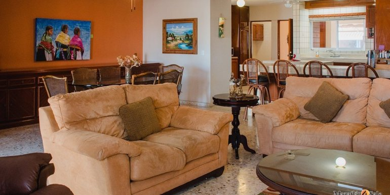 Mazatlan- 5 bedrooms in El Cid Golf Course Home-For Sale-42