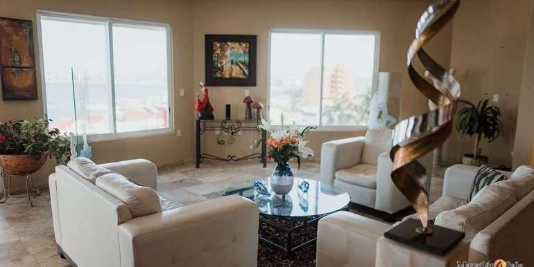 Mazatlan 4 bedrooms in Oceanfront Home For Sale (10)