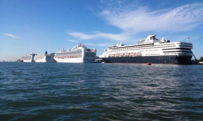 Mazatlán consolida arribo de cruceros con cuatro simultáneamente- Mazatlán  Interactivo