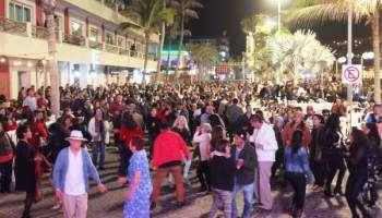 The New Year's Tradition is born in Mazatlan in 2019 (1)