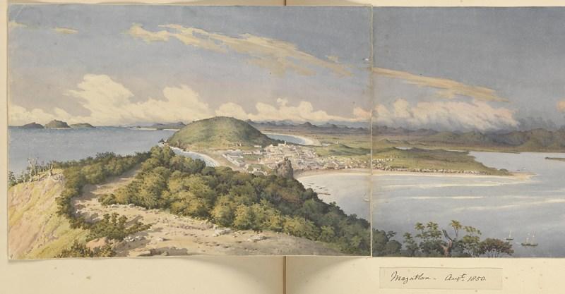 Mazatlan-1850