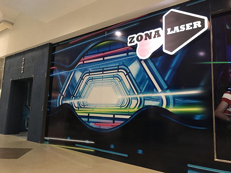 Zona Laser Mazatlán
