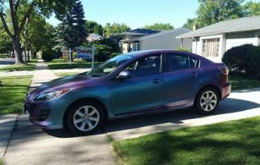 2011 Mazda 3 of Jasmine Rhone