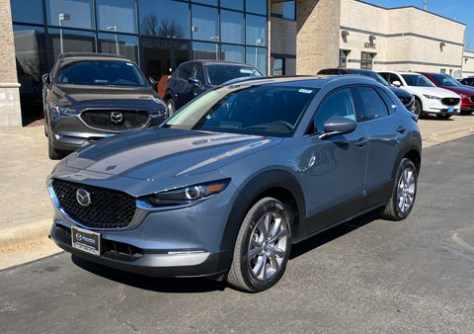 2020 CX-30 of Kym Kasper from Winfield, Illinois