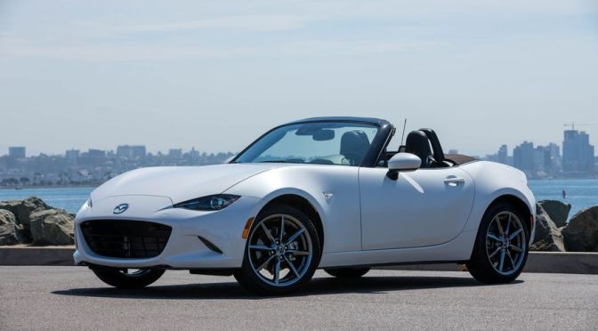 Mazda MX-5 Finally Has The Power It Deserves