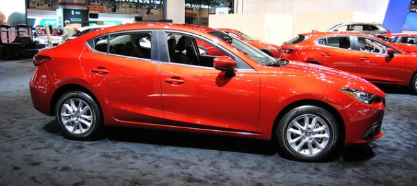Mazda3 production