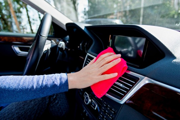 Spring Clean Your Car - Air Vents
