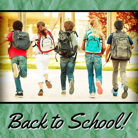Back to School - McKinney, Texas