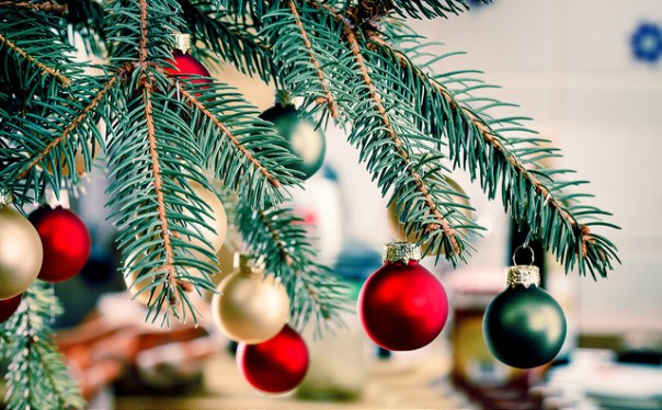 Home for the Holidays in McKinney, Texas