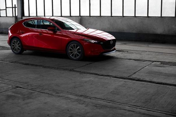 2019Mazda3Hatchback in McKinney, TX