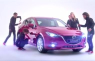 Mazda Makes Music With Mogees & Makes A Beat With The Mazda3