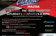 Classic Mazda East 9th Annual Pre-Rolex Exhibition