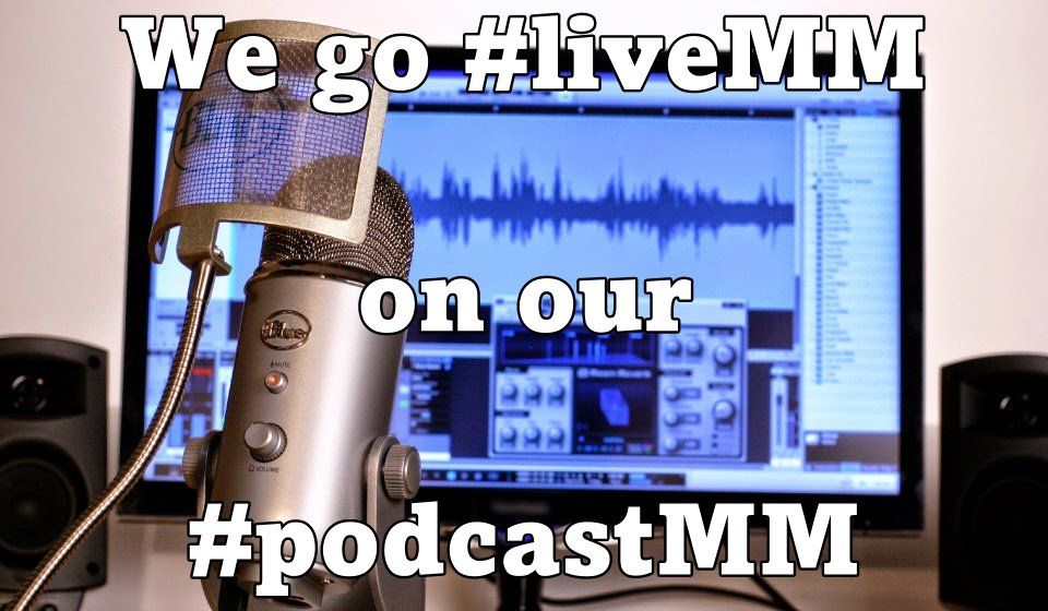 We Officially Launch Our #podcastMM for MazdaMovement