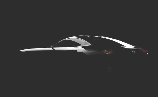 Mazda Teases With New Sport Car Concept