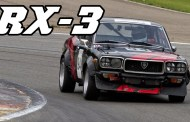 Blast Those Speakers!! Mazda RX-3 at SPA 2015