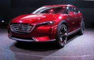 Mazda Debuts Koeru Crossover CX-7 Concept