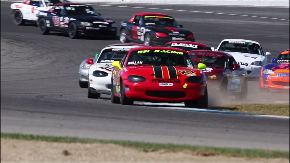 Mazda Race Car Driver Races Them On Saturday, Sells Them On Sunday