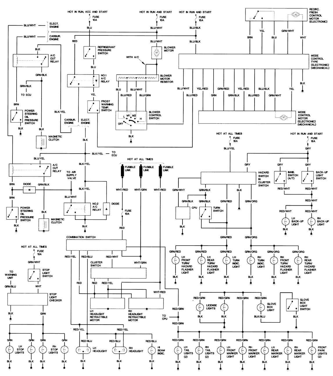 Rx wiring diagram printable wiring diagram database 1984 mazda rx7 wiring 1984 home wiring diagrams source