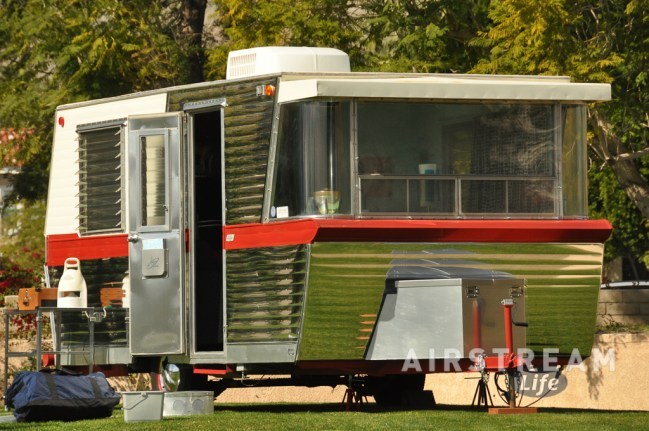 Holiday House trailer