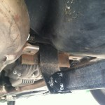 Receiver hitch new bolt (1)