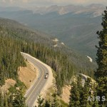 Berthoud Pass, along Rt 40