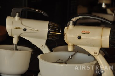 Sunbeam Mixmasters model 12 and 9