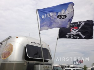 Airstream Life flags