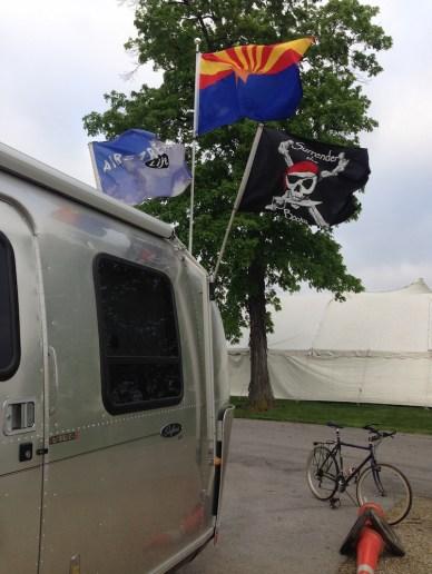 Airstream Life flags