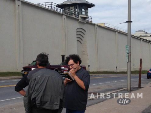 Dannemora prison escape interview
