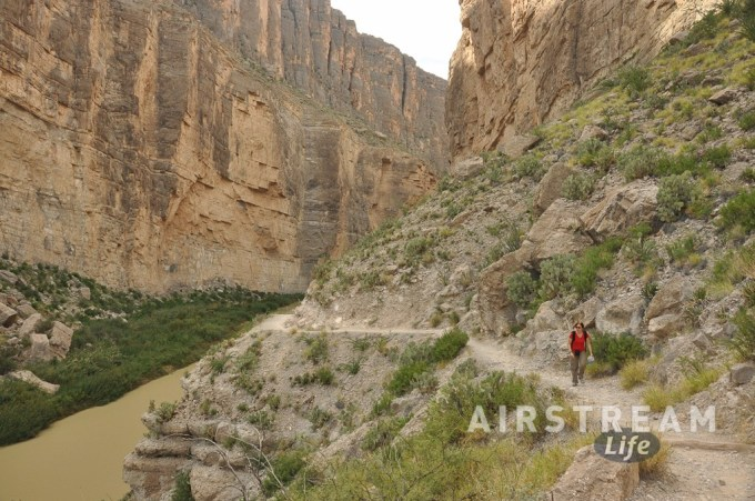 Big Bend Santa Elena canyon Eleanor