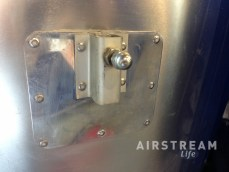 Airstream stoneguard mount repair