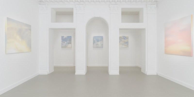 Eternal Ephemeral galerie Virginie Louvet
