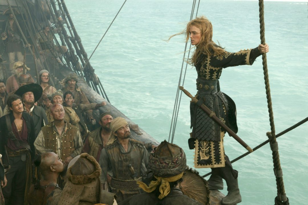 Pirates des Caraïbes © Walt Disney Pictures and Jerry Bruckheimer