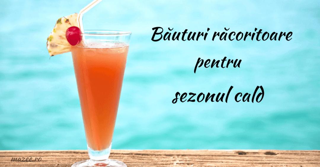 băuturi de vară