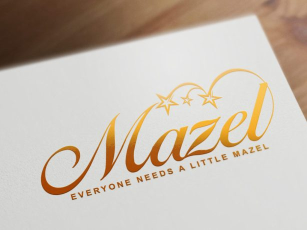 'Cause Mazel Means Good Luck